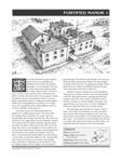 RPG Item: Fortified Manor 1