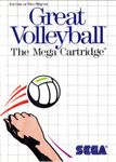 Video Game: Great Volleyball