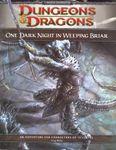 RPG Item: One Dark Night in Weeping Briar
