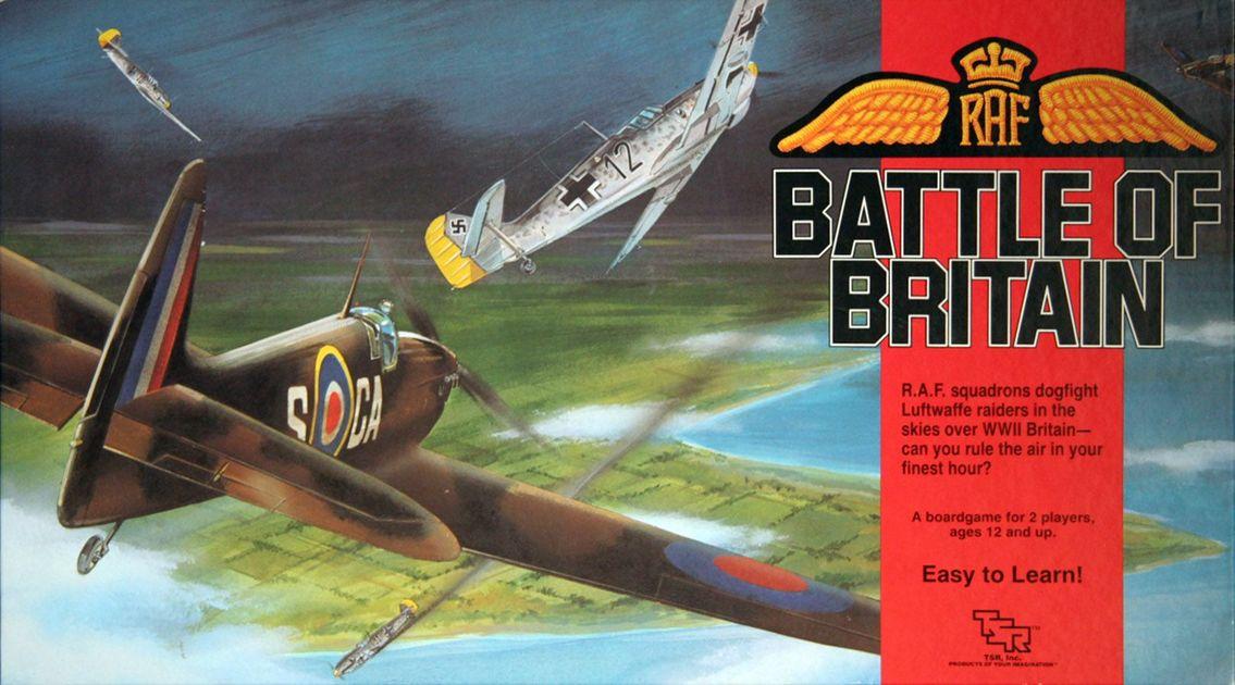 battle of britain board game