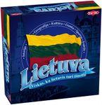 Board Game: Lietuva: Viskas, ką lietuvis turi žinoti