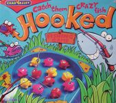 Board Game: Hooked