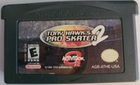 Video Game: Tony Hawk's Pro Skater 2 (GBA)