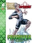 RPG Item: Les Supérieurs: Freediver
