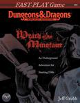 RPG Item: Fast-Play Game: Wrath of the Minotaur