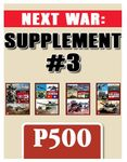 Board Game: Next War: Supplement #3