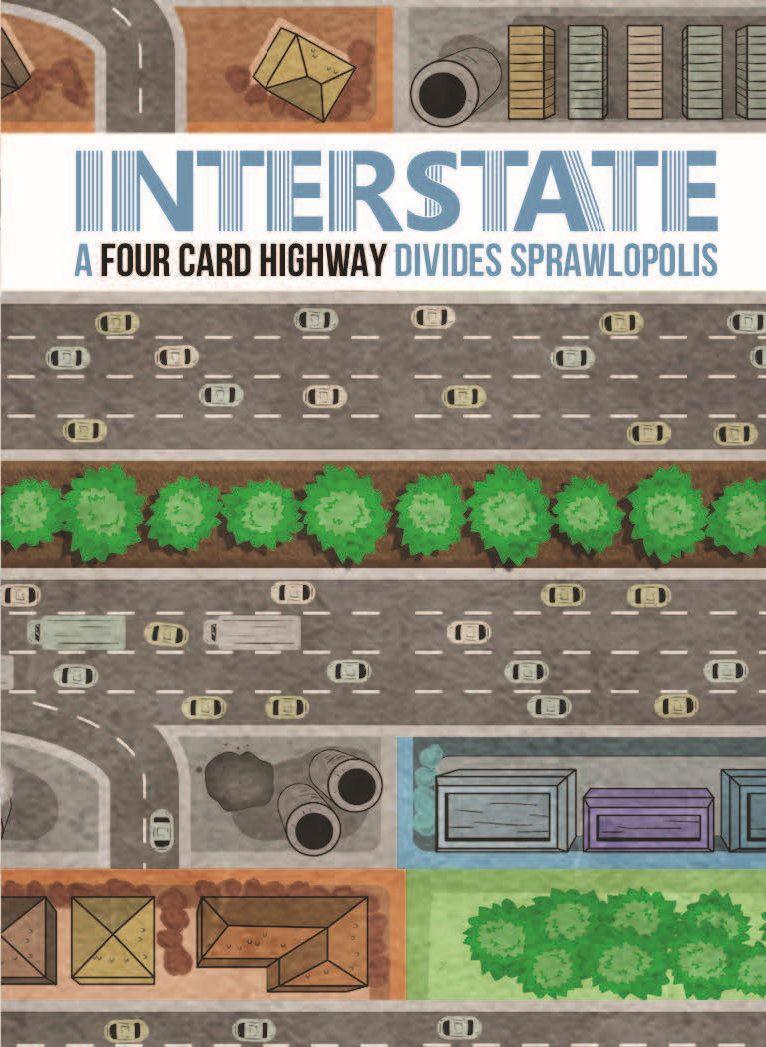 Sprawlopolis: Interstate