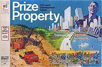 Board Game: Prize Property
