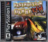 Video Game: Destruction Derby Raw