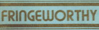 RPG: Fringeworthy (1st & 2nd Editions)