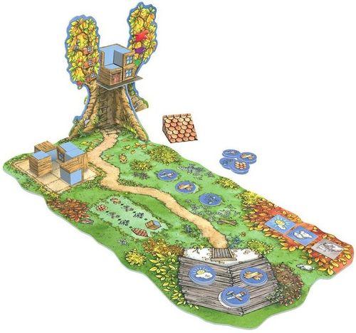 Board Game: Unser Baumhaus