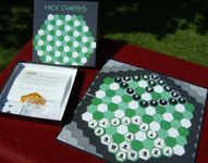 Board Game: Hexagonal Chess