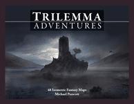 RPG Item: Trilemma Adventures Map Pack