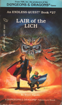 RPG Item: Book 27: Lair of the Lich