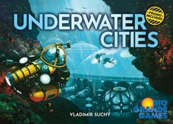 Underwater Cities Cover Artwork
