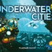 Underwater Cities, Rio Grande Games, 2019 — front cover of the second RGG printing (image provided by the publisher)