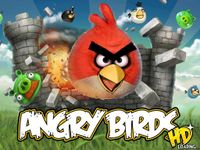 Video Game: Angry Birds