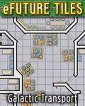 RPG Item: e-Future Tiles: Galactic Transport