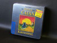 Board Game: Die Siedler von Catan: Das Kartenspiel – 10th Anniversary Special Edition Tin Box