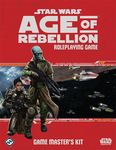 RPG Item: Star Wars: Age of Rebellion Game Master's Kit