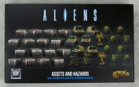 Board Game Accessory: Aliens: Another Glorious Day in the Corps! – 3D Gaming Set