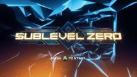 Video Game: Sublevel Zero