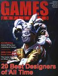 Issue: Games Unplugged (Issue 2 - Aug/Sep 2000)