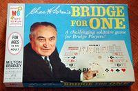 Board Game: Bridge for One