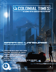 Issue: Colonial Times (Issue 4 - Spring 2014)