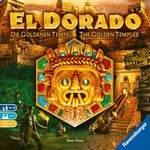Board Game: The Quest for El Dorado: The Golden Temples