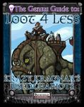 RPG Item: The Genius Guide to Loot 4 Less: Volume 7: Krazy Kragnar's Used Chariots
