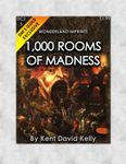 RPG Item: 1,000 Rooms of Madness