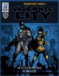 RPG Item: Vigilante City The Roleplaying Game: Core Rules