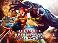 Video Game: Ultimate Spider-Man: Total Mayhem