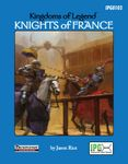 RPG Item: Kingdoms of Legend: Knights of France