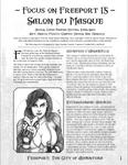 RPG Item: Focus on Freeport #15: Salon du Masque