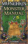 RPG Item: Munchkin Monster Manual 2.5