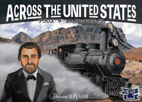 Board Game: Across the United States