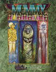 RPG Item: A World of Darkness: Mummy (1st Edition)