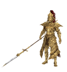 Character: Dragon Slayer Ornstein