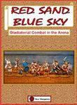 Board Game: Red Sand, Blue Sky: Death in the Arenas of Rome