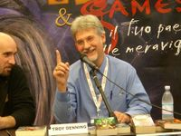 Board Game Designer: Troy Denning