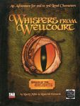RPG Item: Whispers from Wellcourt