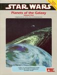 RPG Item: Planets of the Galaxy: Volume One