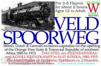 Board Game: Veld Spoorweg