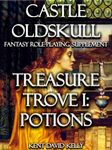 RPG Item: Treasure Trove 1: Potions