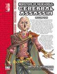 RPG Item: Monsters of NeoExodus: Cerebral Assassin (OGL 3.5)