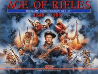Video Game: Wargame Construction Set III: Age of Rifles, 1846-1905