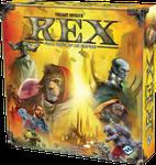 Board Game: Rex: Final Days of an Empire