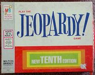 Board Game: Jeopardy!